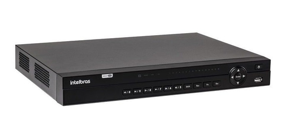 Dvr Stand Alone Multi Hd 1080p Intelbras Mhdx 1032 32 Canais