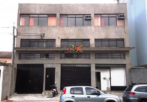 Imagem 1 de 13 de Aluguel Sala Comercial  514m² Santa Tereza Belo Horizonte