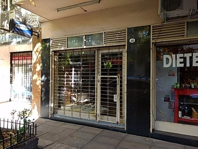 Caballito Venta Con Renta Local Comercial 30m2 Prox Avenidas