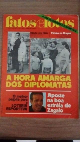 Fatos E Fotos 20 De Agosto De 1970 , 498 Paulo Dionisio, Tri