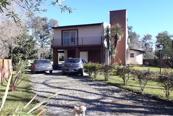 Casa En Venta -dique Lujan-tigre C/ Fondo A Arroyo