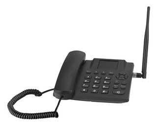 Telefono 3g Wcdma, Rural + Antena Yagi 40 Elementos E Iva