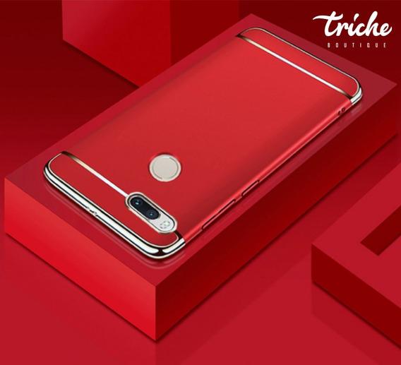 Funda Case Lujo Ejecutiva Seria Oficina Colores Xiaomi Mi A1