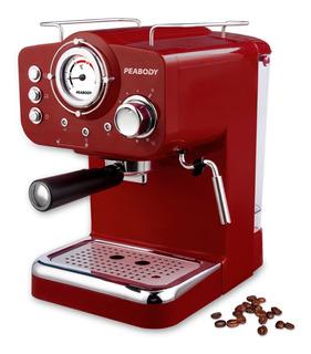 Cafetera Express 20 Bares Peabody Ce5003 Con Espumador