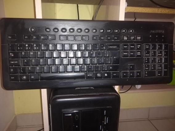 Computador Positivo 2010 (sem Mouse E Caixa De Som)