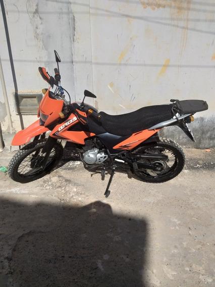 Honda Bross 150 Cilindrada
