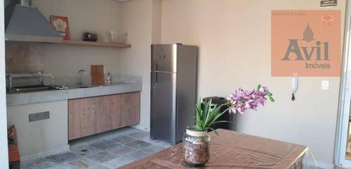 Studio Com 1 Dormitório À Venda, 28 M² Por R$ 293.000,00 - Vila Prudente (zona Leste) - São Paulo/sp - St0042