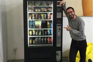 Venta Negocio Maquinas Dispensadoras De Snacks X 2 Maquinas