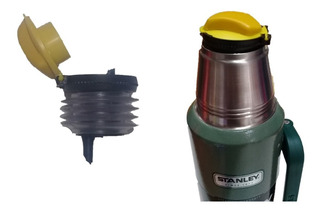 Tapa Tapon Repuesto Pico Cebador Termo Stanley 1 1.3 1.9 Litros Con Luz Automatica Para Mate