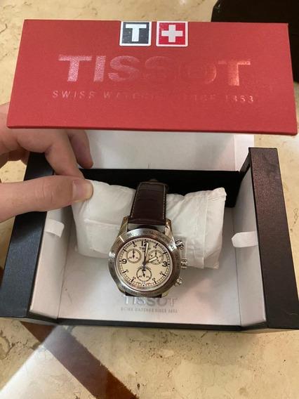 Relógio Tissot - T-sport V8 Chronograph Na Caixa Novo Etique
