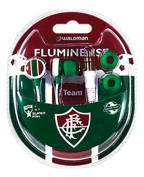 Fone De Ouvido Fluminense Super Fan Waldman