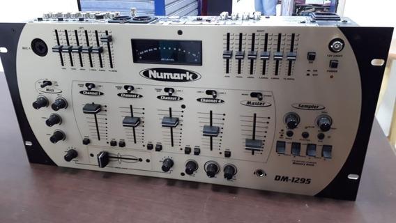 Mixer Numark Dm-1295 (novo Com Garantia)