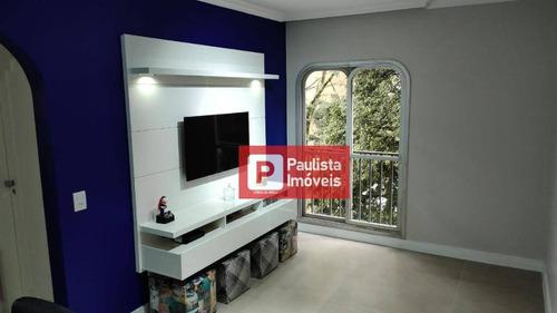 Apartamento À Venda, 46 M² Por R$ 583.000,00 - Brooklin - São Paulo/sp - Ap30422