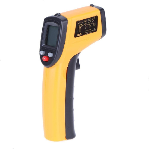 Termometro Infrarrojo Digital Industrial Laser - W01