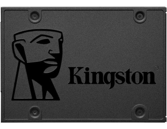 Ssd Kingston A400, 1920gb, Sata, Leitura 500mb/s, Gravação 4
