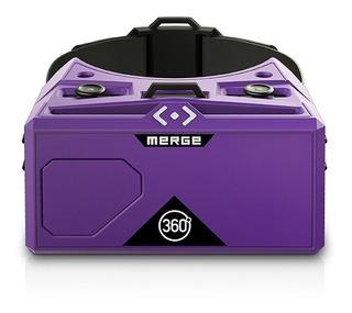 Merge Vr / Ar Goggles - Auriculares Virtuales Y De Realid