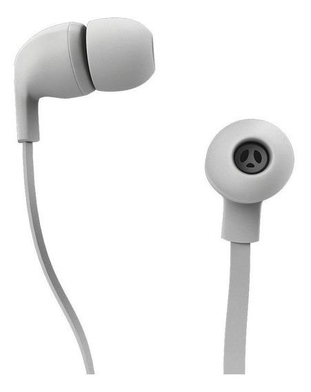 Fone De Ouvido Intra-auricular Aquarius Rock Color-branco