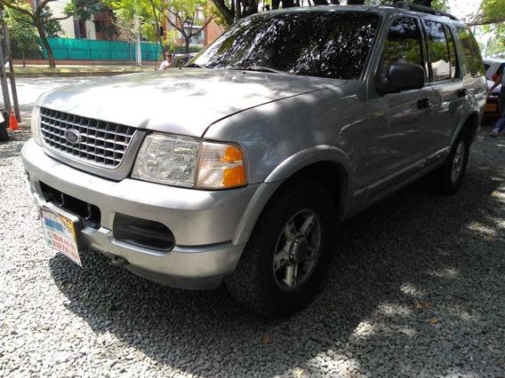 Ford Explorer Xlt 2002 Motor 4.0 Cali