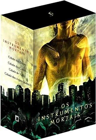 Os Instrumentos Mortais - Box 4 Volumes Cassandra Clare
