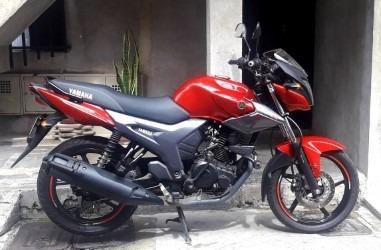 Yamaha Sz-r150 2015