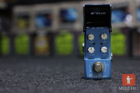 Pedal Overdrive Guitarra Joyo Blue Rain Jf-311 - Promoção