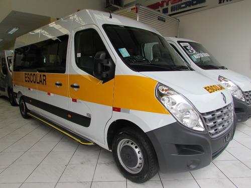 Renault Master Escolar 2022 0km Van Escolar
