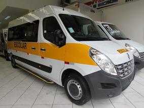 Renault Master Escolar 2020 0km Van Escolar