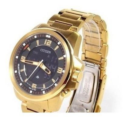 Citizen Jn5002-50e Gold - Jn5002 Promaster