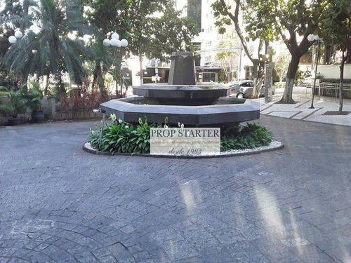 Imagem 1 de 17 de Flat Com 1 Dormitório Para Alugar, 45 M² Por R$ 3.200/mês - Jardim Paulista - Sp/ Propstarter Adm.imoveis - Fl0003