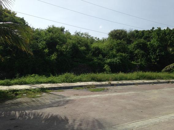 Solar Parcela En Costa Boca Chica Comercial O Residencial