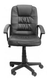 Cadeira Presidente Mb-1513 Giratória,travel Max A Gás