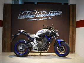 Yamaha | Mt 07 . 2017