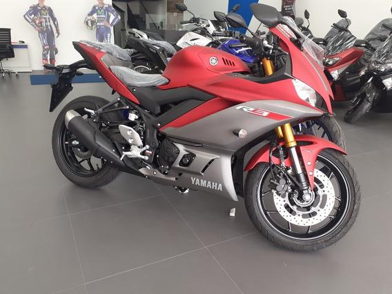Nova R3 Abs - 2020 - Sem Entrada Ou Taxa Zero - Yamaha - Sp