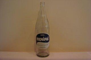 Botella De Soda Menipal De 1 Litro