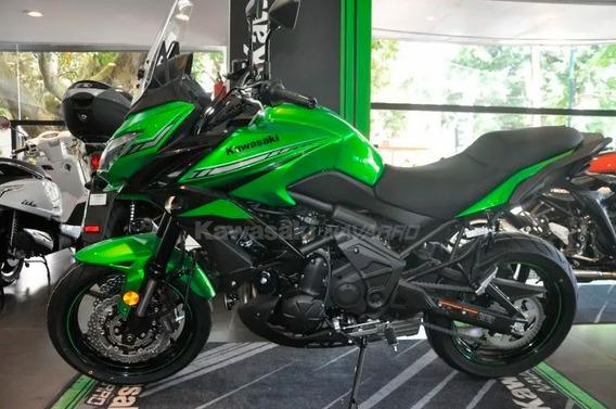Kawasaki Versys 650 0km Touring 12 Cuotas En Stock