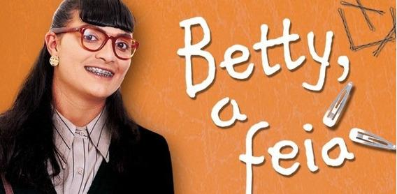 Novela Betty A Feia Completa E Dublada Em Dvd - Frete Grátis