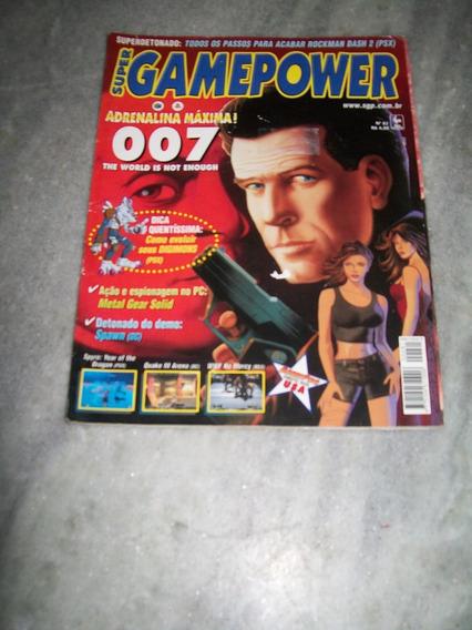 Super Gamepower Nº 81 - 007 The World, Spawn, Rockman Dash 2