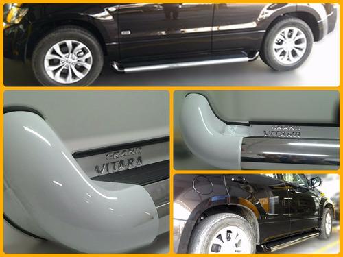 Estribo Plataforma Personalizado Suzuki Grand Vitara