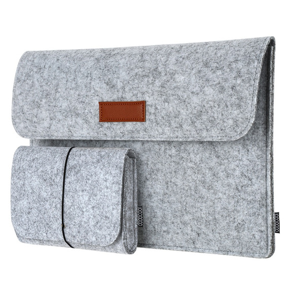 Dodocool Cinzento Polegadas Laptop E Mais Cinza