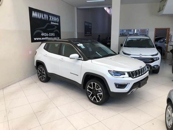 Jeep Compass Limited At9 4x4 2.0 16v, Com2020