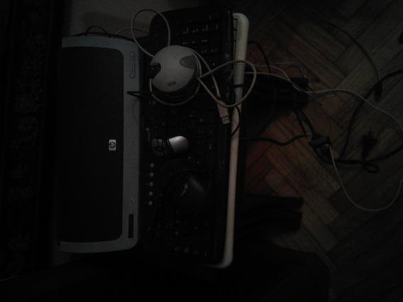 Computacion 2 Teclados, Una Impresora Y 2mouse