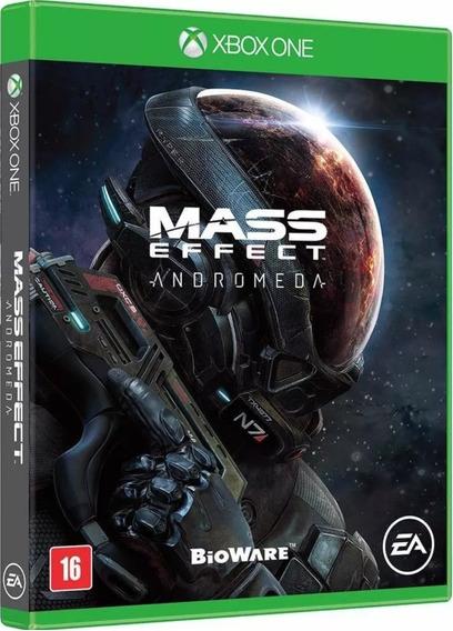 Mass Effect Andromeda - Xbox One - Midia Fisica Lacrado