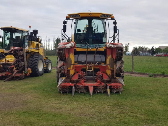 Picadora New Holland Fr 9060, Año 2009