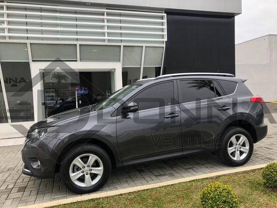 Toyota Rav4 - 2014/2014 2.0 4x4 16v Gasolina 4p Automático