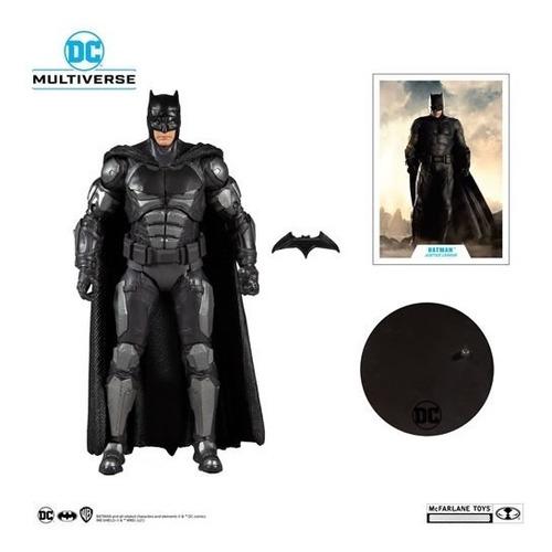 Imagen 1 de 2 de Batman Justice League Dc Multiverse Mcfarlane