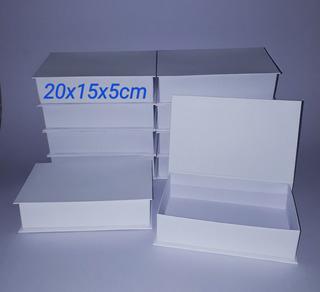 Caixa Convite Cartonagem 20x15x5 Pacote 9 Caixas