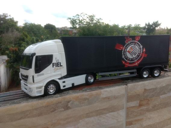 Caminhão Personalizado Corinthians