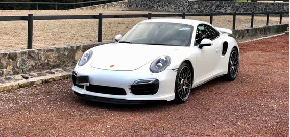 Porsche 911 2014 3.8 Turbo Coupe At