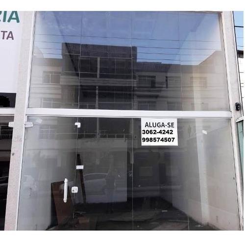 Alugue Loja Com 35m² Em Itapuã - Dni1741