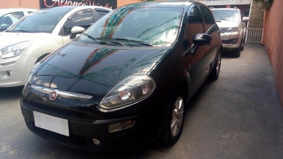 Carro Fiat Punto 4 Porta Em Excelente Condições.